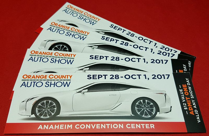 OC Auto Show