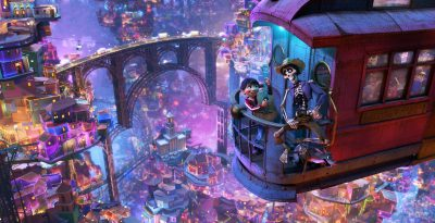 Free Disney Coco Dante Coloring Page