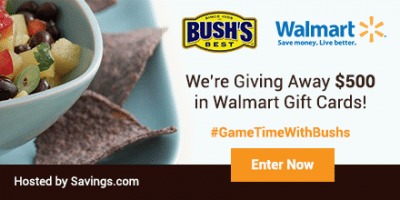 Easy Entry Walmart Gift Card Giveaway – Ends 9/18/17