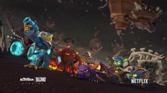 Skylanders Unite!