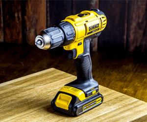 DEWALT Drill Giveaway