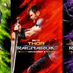 New Thor: Ragnarok Posters