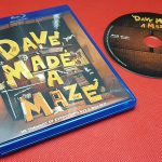 Giveaway – Dave Made A Maze Blu-ray – 2 Winners – Ends 11/10/17
