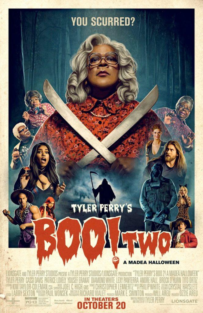 Boo 2! A Madea Halloween Final poster