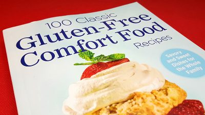 Giveaway – Gluten Free Comfort Food Cookbook – Ends 12/22/17