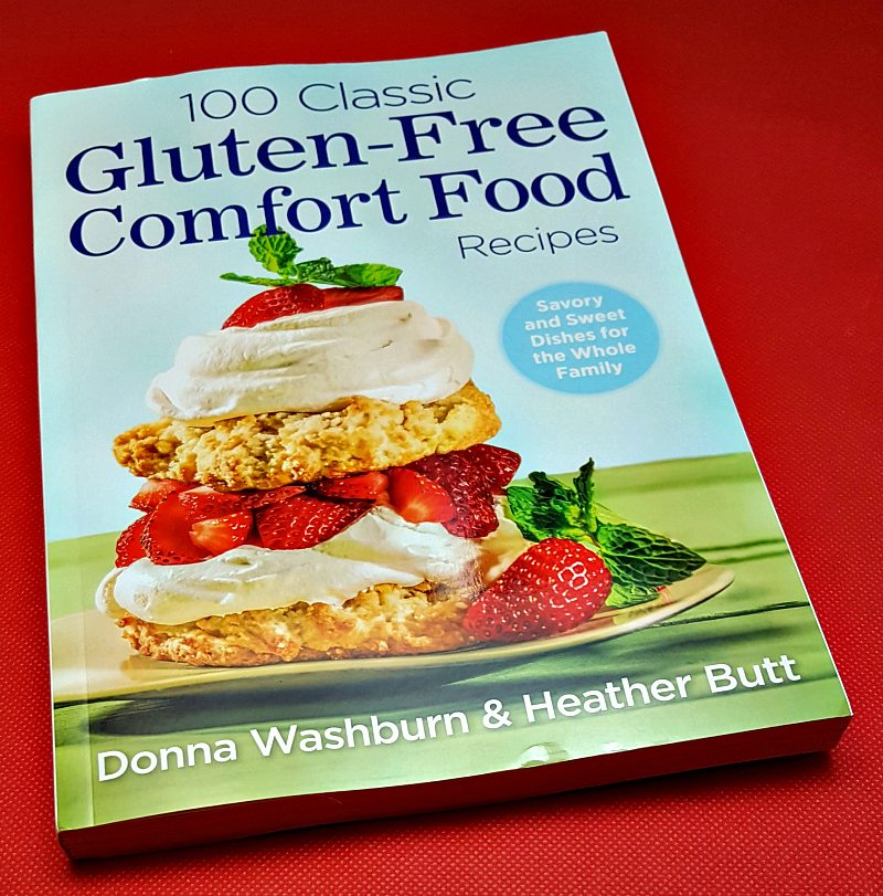 Gluten Free Comfort Food Recipes Cookbook