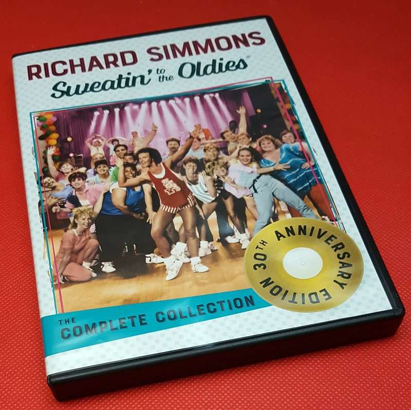 Richard Simmons Sweatin to the Oldies