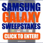 Samsung Galaxy Sweepstakes