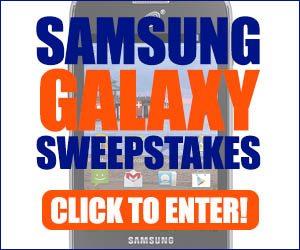 Samsung Galaxy Sweepstakes