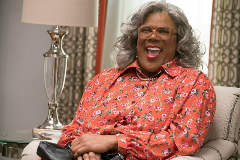 Tyler Perry as Madeo in Boo 2!