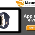 Apple Watch Giveaway – Ends 10/13/17