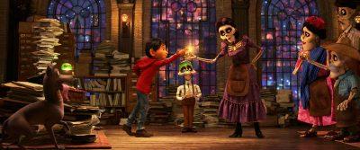 Disney Pixar Coco Mariachi Plaza Video Clip