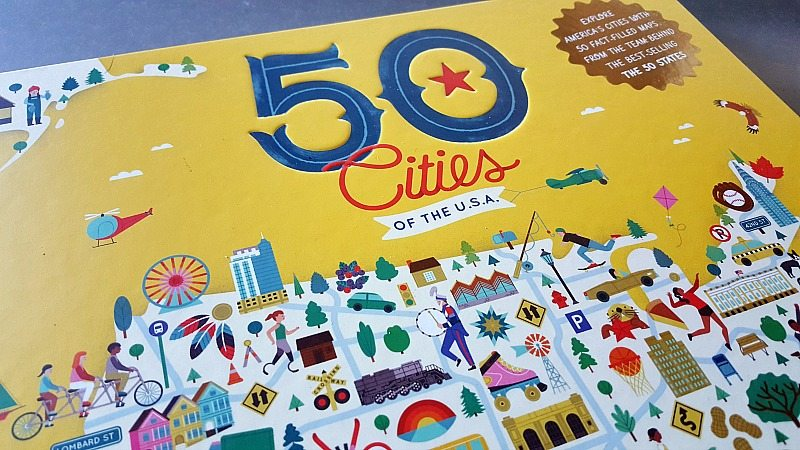 50 Cities of the USA Holiday Gift Guide