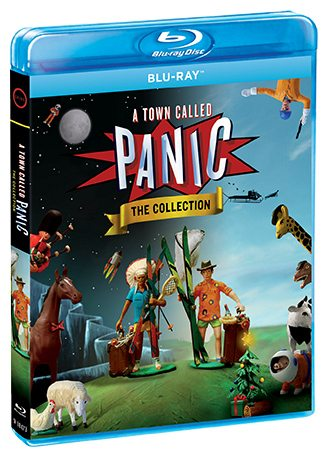 A Town Called Panic Collection