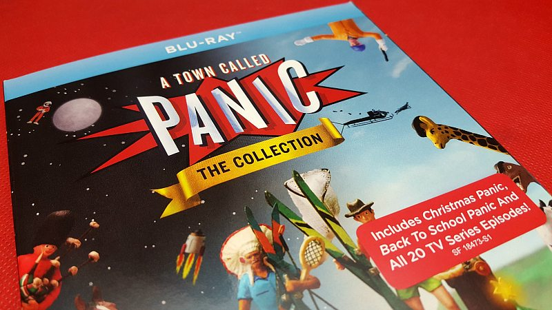 A Town Called Panic The Collection Blu-ray