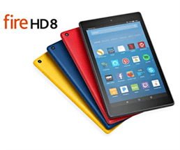 Amazon Kindle Fire Giveaway