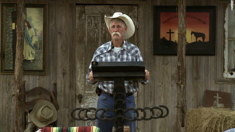 Atheist America Cowboy Faith