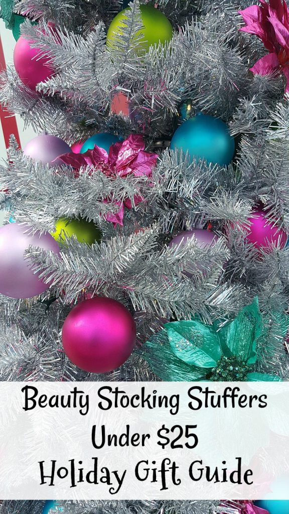 Cheap Beauty Stocking Stuffers under $25 - Holiday Gift Guide
