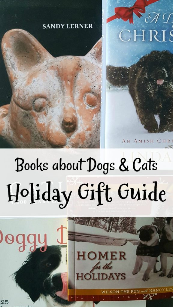 Books about Dogs and Cats Holiday Gift Guide