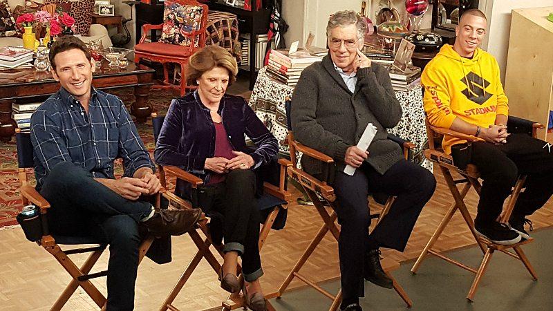 CBS 9JKL Cast Interview