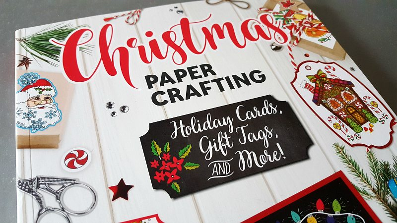 Christmas Paper Crafting