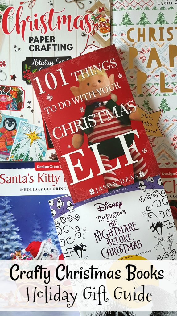 Crafty Christmas Books Holiday Gift Guide