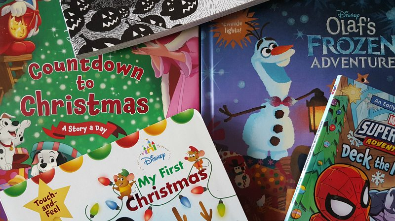 Disney Christmas Books Holiday Gift Guide