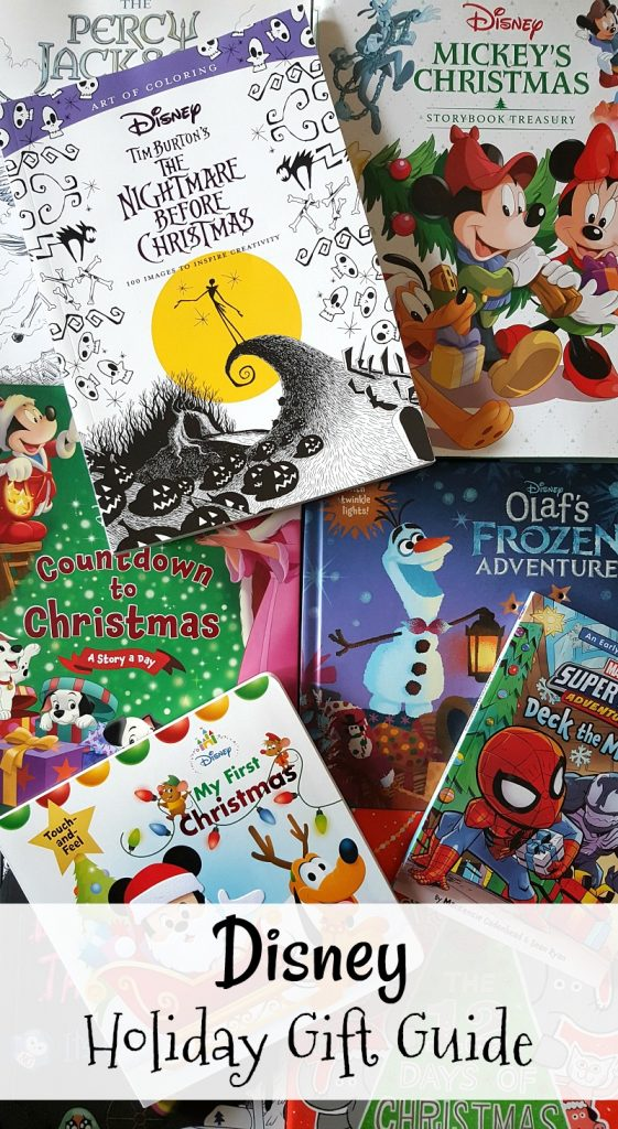 Disney Holiday Gift Guide - New Disney Holiday Books