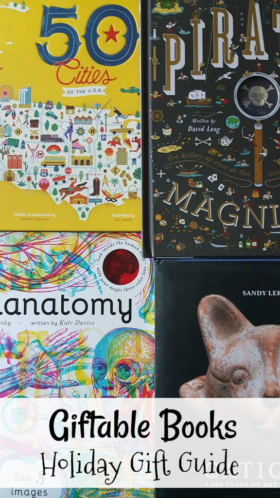 Giftable Books - Holiday Gift Guide