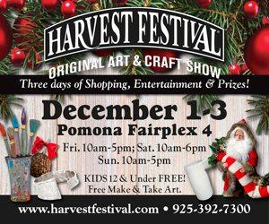 Harvest Festival Pomona