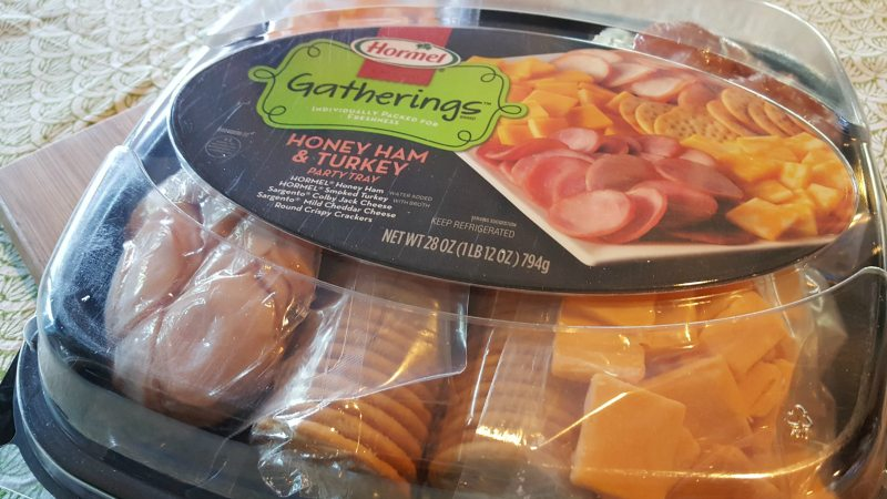 Hormel Gatherings Honey Ham and Turkey