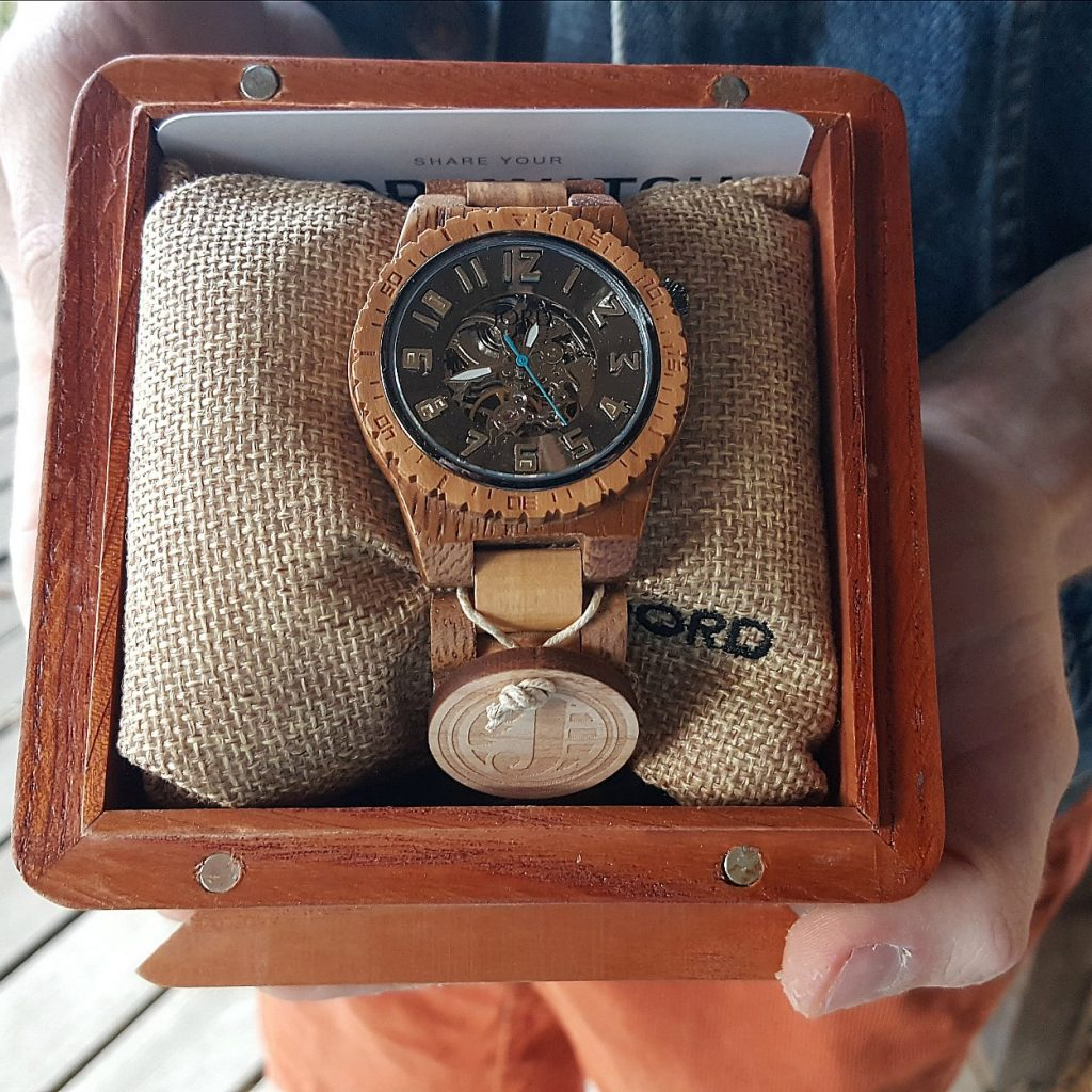 Jord WatchBox
