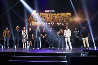 Marvel Studios Avengers Infinity War at D23