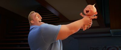 New Disney Incredibles 2 Trailer and Images