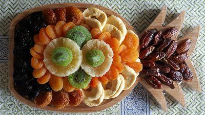 Pineapple Fruit Platter Gift
