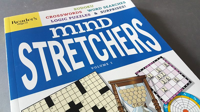 Reader's Digest Mind Stretchers Volume 1
