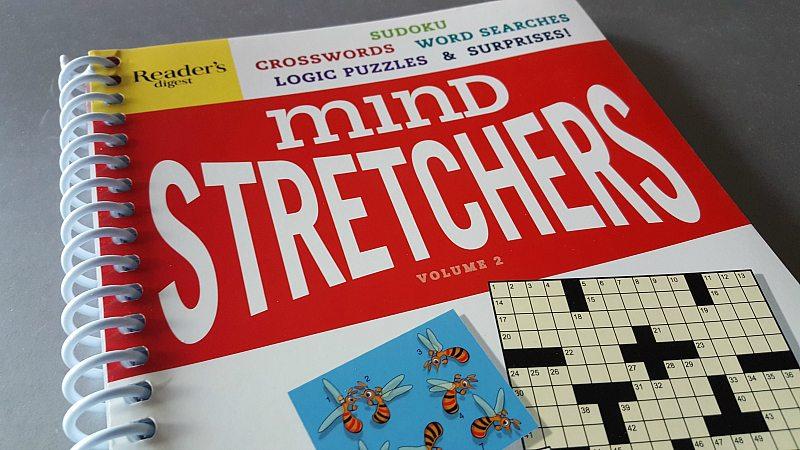 Readers Digest Mind Stretchers Volume 2