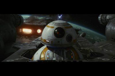 New Look at Star Wars: The Last Jedi