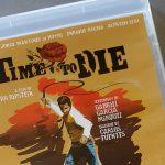 Time to Die Movie Blu-ray
