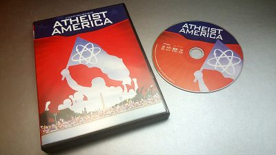 Giveaway – Atheist America DVD – 5 Winners – Ends 12/6/17