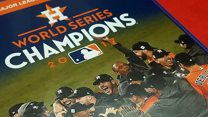 houston world series champions