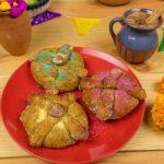 Disney Pan de Muerto Bread Recipe
