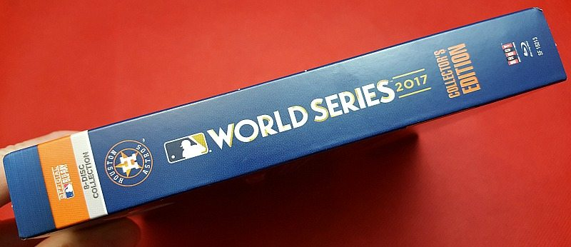 2017 world series blu-ray 2017 box set