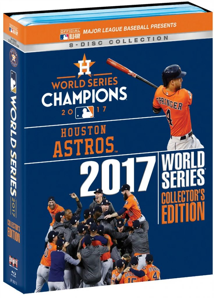 world series blu-ray box set