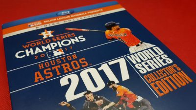 2017 World Series Blu-ray Box Set – 5 Winners –  Ends 12/19/17