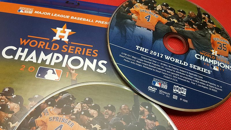 world series documentary blu-ray set