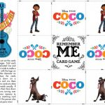 Disney Coco Game – Free Memory Match Cards