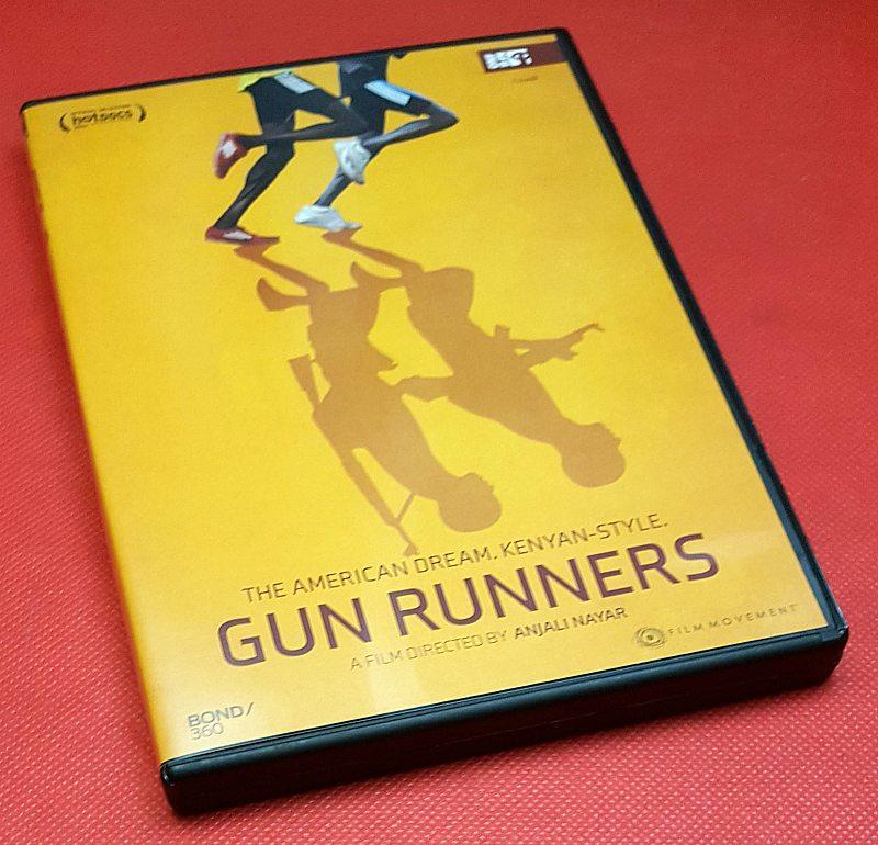 Gun Runners DVD Movie Film Movement