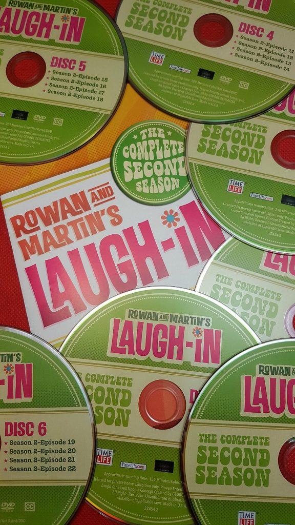 Laugh In Season 2 DVD Box Set