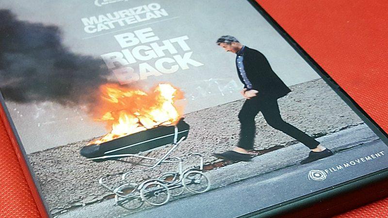 Maurizio Cattelan movie